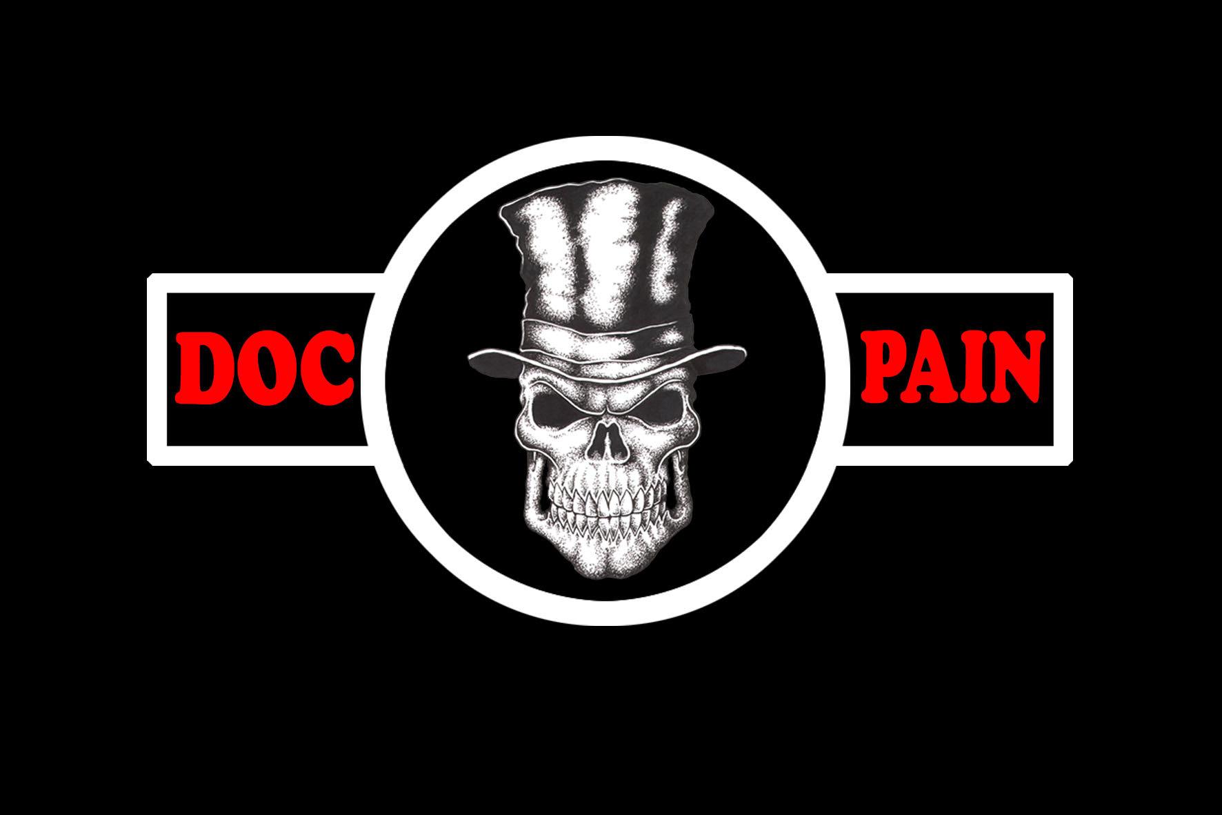 Doc pain logo